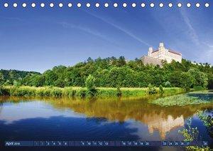 Im Altmühltal (Tischkalender 2018 DIN A5 quer)