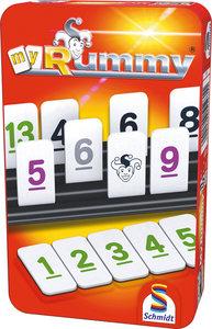 Schmidt Spiele 51207 - Rummy