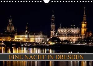 Eine Nacht in Dresden
