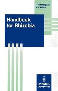 Handbook for Rhizobia