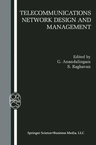 Telecommunications Network Design and Management