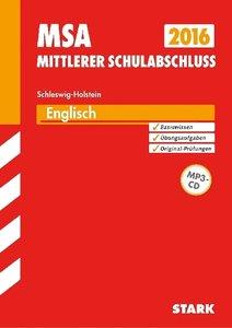 Training Englisch Mittlerer Schulabschluss Schleswig-Holstein