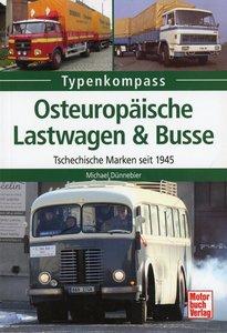 Osteuropäische Lastwagen