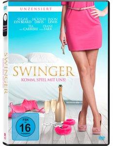 Swinger - Versuchung, Verführung, Verlangen, 1 DVD