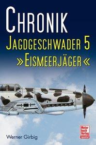 Chronik Jagdgeschwader 5