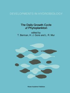 The Daily Growth Cycle of Phytoplankton