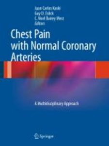 Chest Pain with Normal Coronary Arteries