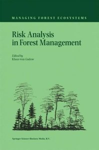 Risk Analysis in Forest Management