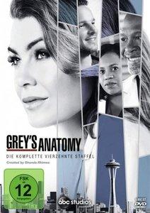 Grey\'s Anatomy. Staffel.14, DVDs