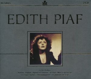 Edith Piaf-Black Line Series