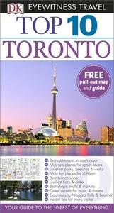 Eyewitness Top 10 Travel Guide: Toronto