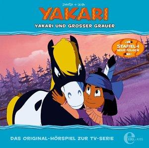 (28)Hörspiel zur TV Serie-Yakari Und Großer Grauer