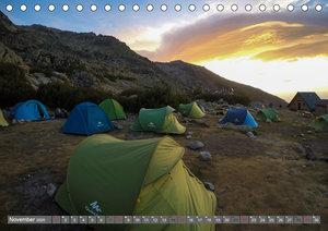 Weitwandern auf Korsika GR 20 (Tischkalender 2020 DIN A5 quer)