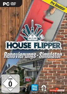House Flipper: Der Renovierungs-Simulator. Für Windows 7/8/10 (