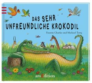 Das sehr unfreundliche Krokodil