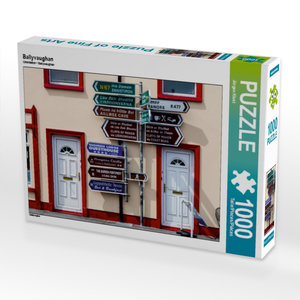 Ballyvaughan 1000 Teile Puzzle quer