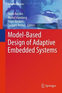 Model-Based Design of Adaptive Embedded Systems