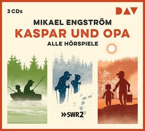 Kaspar und Opa, 3 Audio-CDs