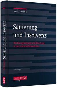 WPH Edition: Sanierung und Insolvenz