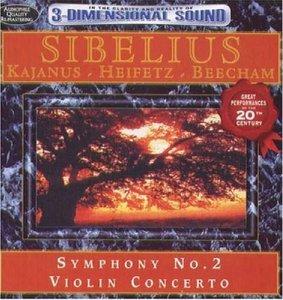 Sinfonie 2 & Violinkonzert d-moll op.47