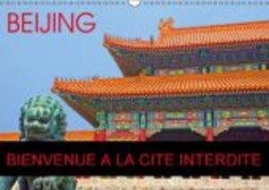BEIJING BIENVENUE A LA CITE INTERDITE (Calendrier mural 2015 DIN