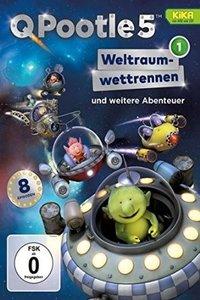 Q Pootle 5 Weltraumrennen (DVD 1, Folge 1-8)