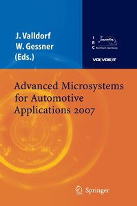 Advanced Microsystems for Automotive Applications 2007