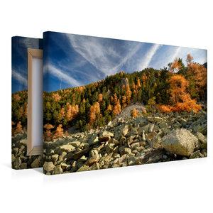 Premium Textil-Leinwand 45 cm x 30 cm quer Gebiet des Nördersber