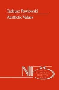 Aesthetic Values