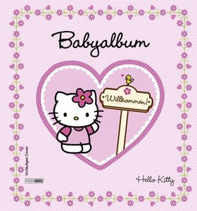 Hello Kitty Babyalbum