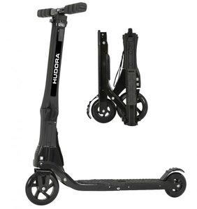 Hudora 14503 - Scooter Tour, schwarz