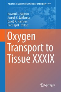 Oxygen Transport to Tissue XXXIX
