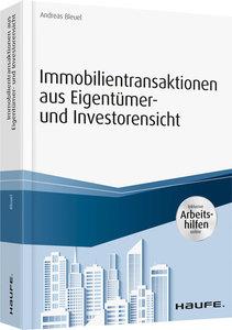Immobilientransaktionen aus Eigentümer- und Investorensicht - in