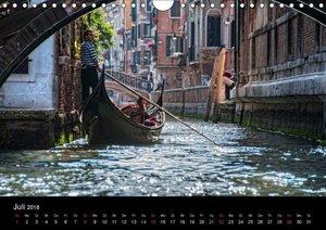 Städte am Wasser (Wandkalender 2018 DIN A4 quer)