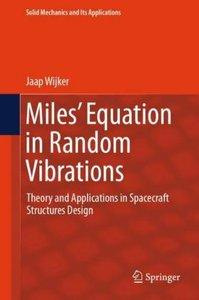 Miles\' Equation in Random Vibrations