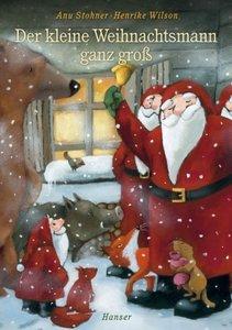 Der kleine Weihnachtsmann ganz groß