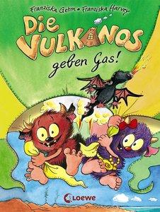 Die Vulkanos geben Gas!