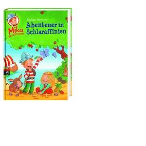 Mika der Wikinger 05 - Abenteuer in Schlaraffinien