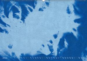Blaue Stunde ? Cyanotypie