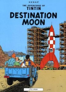 The Adventures of Tintin - Destination Moon