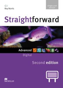 Straightforward. Advanced. Digital Material for Teachers (DVD-RO