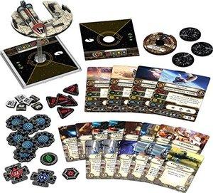 Asmodee FFGD4040 - Star Wars X-Wing: Vollstrecker Eins Erweiteru