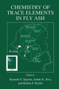 Chemistry of Trace Elements in Fly Ash