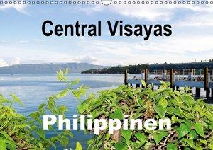 Central Visayas - Philippinen (Wandkalender 2016 DIN A3 quer)