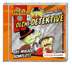 Olchi-Detektive 8 - Das Mikado-Komplott (CD)