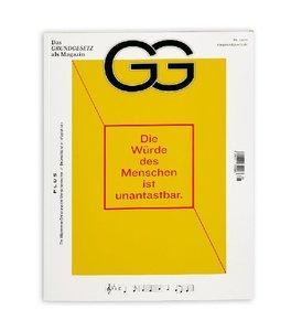 Das Grundgesetz als Magazin