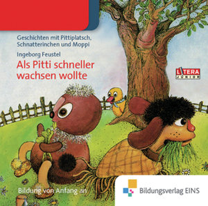 Als Pitti schneller wachsen wollte, Audio-CD