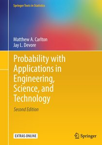 Probability with Applications in Engineering, Science, and Techn