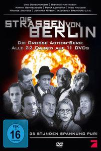 Die Straßen von Berlin - die komplette Serie