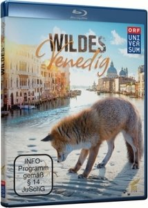 Wildes Venedig, Blu-ray
